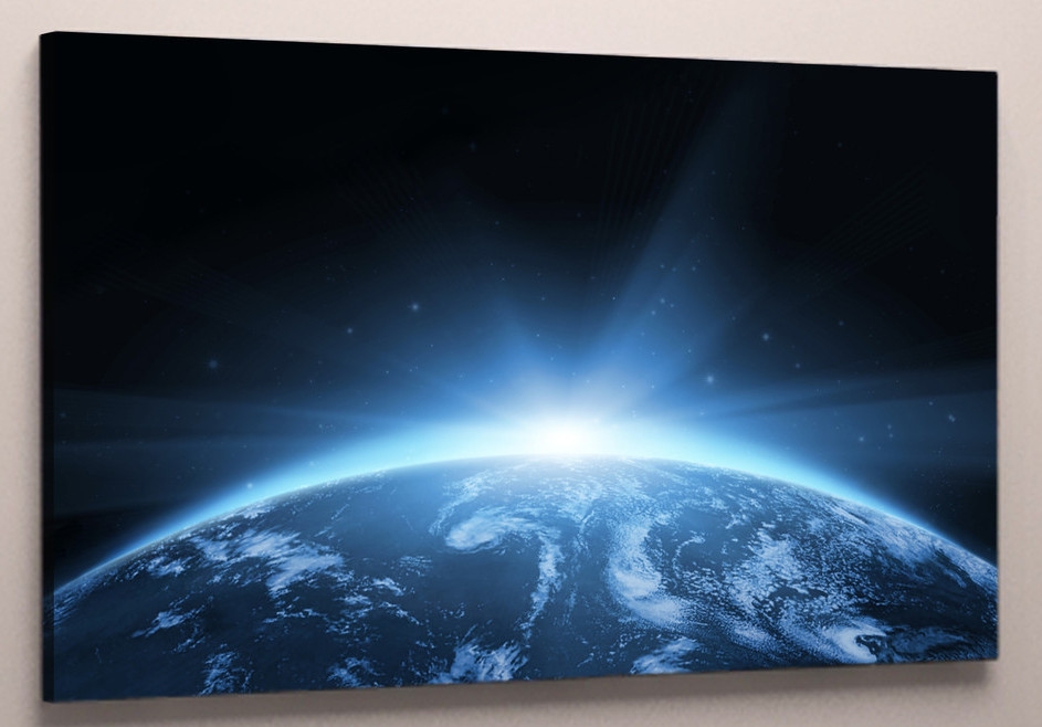 Фотокартина Земля 60х40