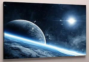 Фотокартина космос 60х40