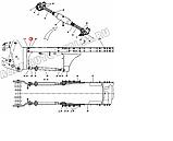 Втулка переднего навесного устройства МТЗ-1523-2122, кат. № 1521-4235029, фото 4