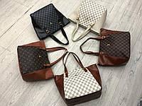 "Женская сумка ""Louis Vuitton"" (37х24х14), Турция"