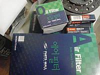 Фильтр Parts-Mall (производитель PMC, Корея) - салона, воздушный, топливный, масляный