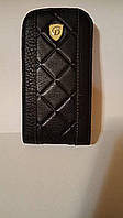 Чехол - книжка VIP V Samsung i8190 Galaxy S3 Mini   Model №26 Черный