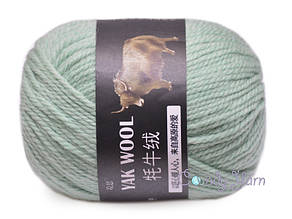 Пряжа China Yak Wool №2 Зеленый