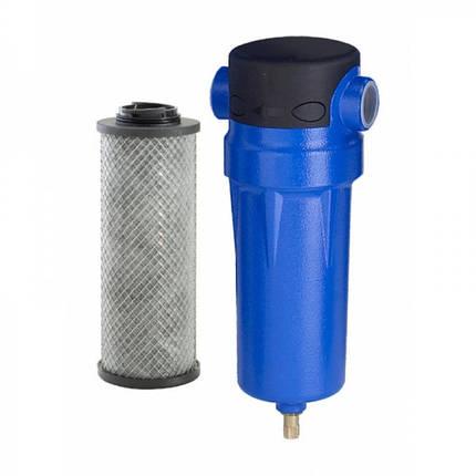 CF 0010 Угольный фильтр очистки сжатого воздуха , фото 2