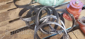 Кільце гідромуфти КПП 150.37.333А (СМД-60, Т-150) чавун
