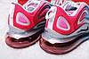 """Кроссовки женские Nike Air Max 720 """"Pink Sea"""" / NKR-1647 (Реплика), фото 7"""