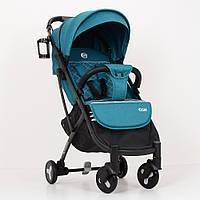 Прогулочная коляска Baby YOGA M 3910-5 (аналог Yoya Plus2,йога,йоя) бирюзовая