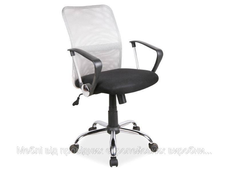 Компьютерное кресло Q-078 signal (серый)