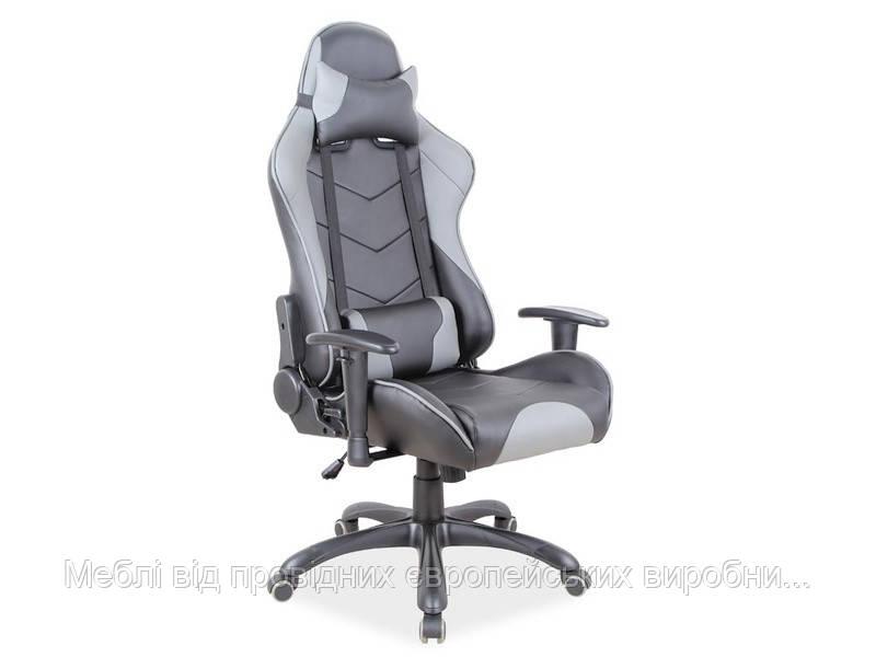 Компьютерное кресло Q-109 signal (серый)