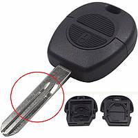 Корпус ключа Nissan лезвие А33, фото 1