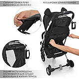 Прогулочная коляска Baby YOGA M 3910-2 (аналог Yoya Plus2,йога,йоя) Микки Маус, фото 7
