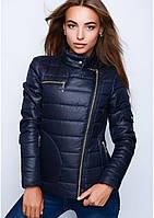 Куртка жіноча №35 (синій)