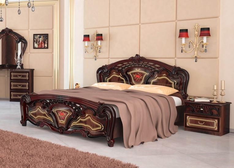 Спальня Реджина (перо рубино)