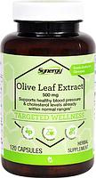 Листья оливы, экстракт, Vitacost,  Olive Leaf Extract, 500 мг, 120 капсул
