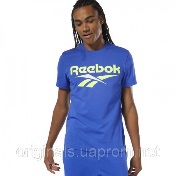 Мужская футболка Reebok Classic Classics Vector DX3817