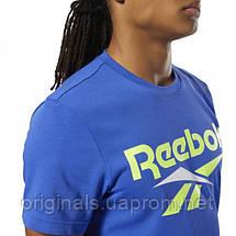 Мужская футболка Reebok Classic Classics Vector DX3817  , фото 3