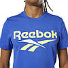 Мужская футболка Reebok Classic Classics Vector DX3817  , фото 2