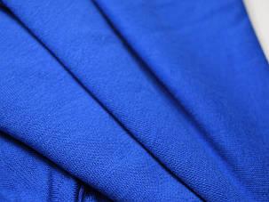 Классическая футболка для мальчика Ярко-синяя  размер 12-13 лет (152 см) 61-033-51, фото 2
