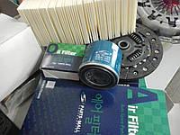 Комплект фильтров для ТО автомобиля, фото 1
