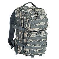 Штурмовой армейский рюкзак Assault Pack AT-Digital 36 литров, Mil-Teс (Германия)