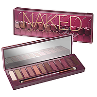 Палетка теней Urban Decay Naked Cherry