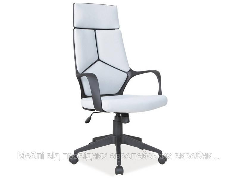 Компьютерное кресло Q-199 signal (серый)