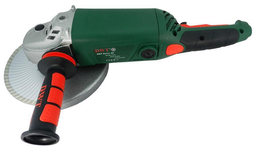 Болгарка DWT WS-22/230 T