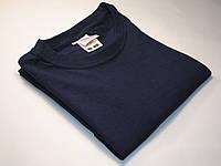 Классическая футболка для мальчика Глубоко тёмно-синяя размер 12-13 лет (152 см) 61-033-AZ