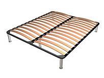 Каркас ліжка на ніжках Стандарт 140х200