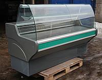 Холодильная витрина среднетемпературная «Mafirol» 2 м. (Португалия), отличное состояние, Б/у , фото 1