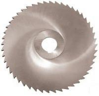 Фреза дисковая отрезная ф 125х6.0х22 мм Р6М5 z=40 Китай