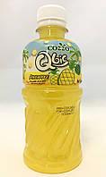 """Напиток негазированный с соком ананаса и мякотью кокоса """"Qbic"""" 320 г"""