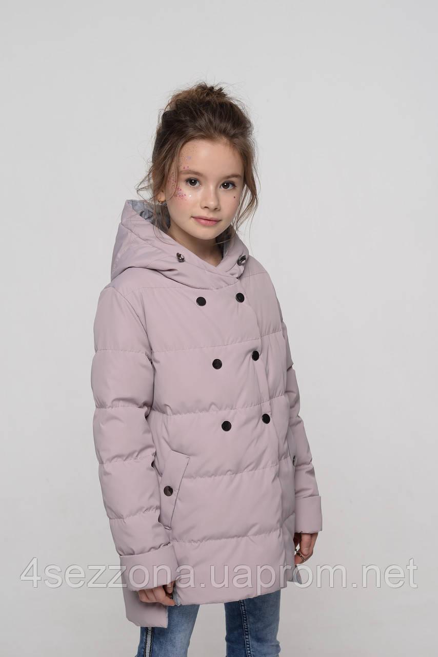 Демисезонная куртка для девочки Милена
