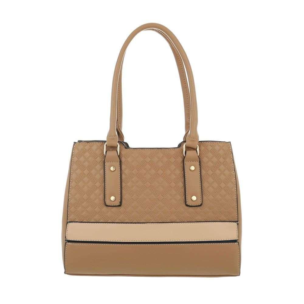 5e5445291bb5 Женская сумка через плечо-персиковый - TA-K670-персиковый купить ...