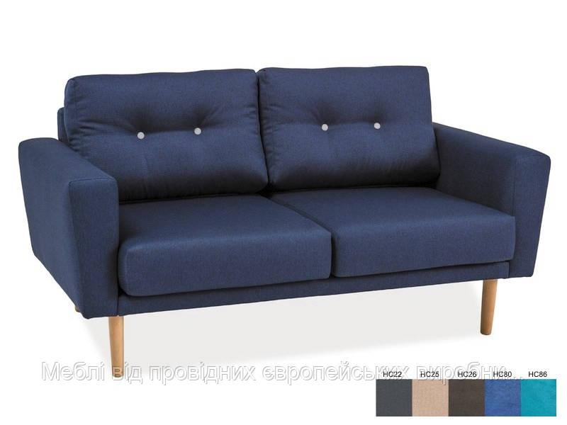 Кресло диван Cameron 2 signal (гранатовый)