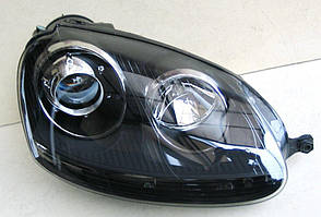 Volkswagen Golf Mk5 оптика передняя стиль GTI