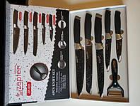 Набор кухонных ножей Zepter 6 предметов, фото 1