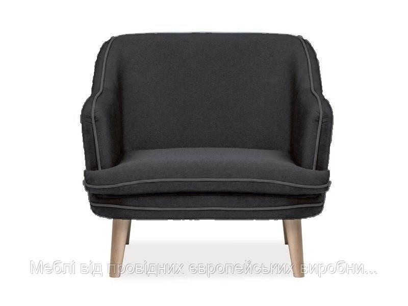 Кресло Paris 1 signal (темно коричневый)