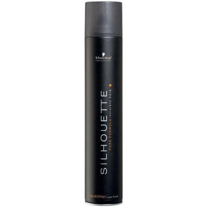 Лак Schwarzkopf Professional Silhouette для суперсильной фиксации  750 мл