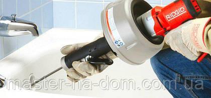Чистка сливов и канализации
