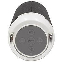 Беспроводная колонка LZ M118 Black портативный динамик слот карты памяти USB порт, фото 4