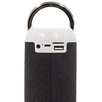 Блютуз Колонка BL JBL M118 Black мощная беспроводная слот карта памяти музыкальная USB порт microSD, фото 7