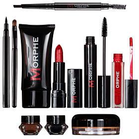 Набор для макияжа Morphe 2EP, 9 предметов