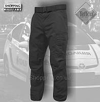 Штаны полиции черные мужские тактические Alpha Tactical Teflon Сamo-tec