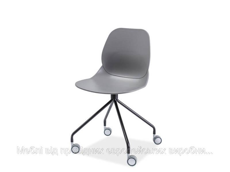 Купить кухонный стул Alfio signal (серый)