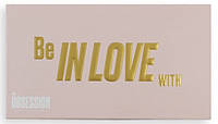Палетка теней Makeup Obsession Be In Love With Eyeshadow Palette