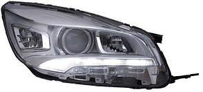 Ford Kuga 2 оптика передняя альтернативная ксенон с ДХО  / headlights  HID with DRL