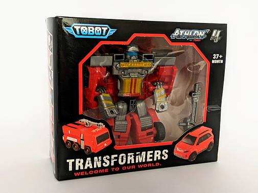 Тобот трансформер робот, фото 2
