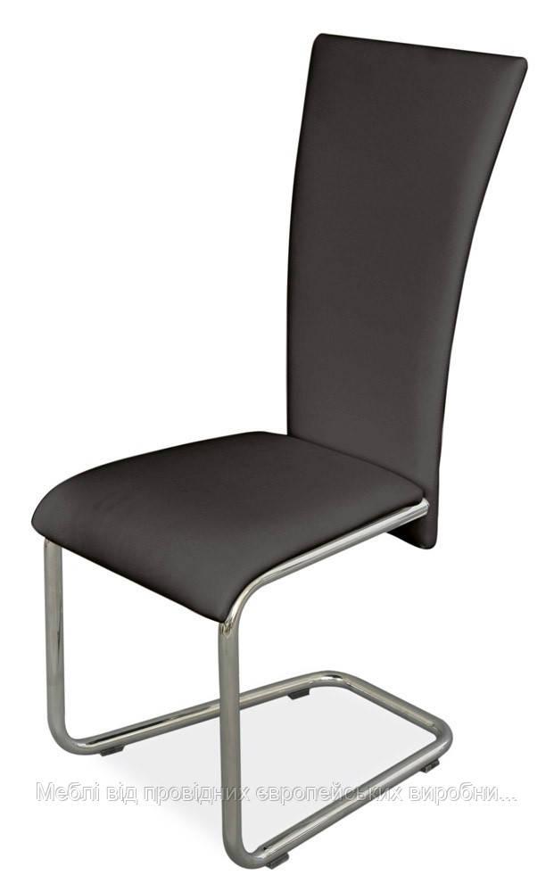 Купить кухонный стул H-224 signal (черный)