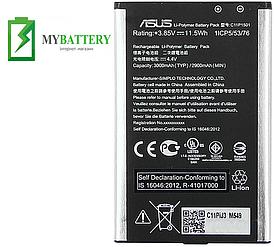 Оригинальный аккумулятор Asus C11P1501 Zenfone 2 Laser ZE550KL ZE551KL ZE601KL Zenfone Selfie ZD551ZD55